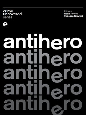cover image of Antihero