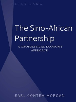 cover image of The Sino-African Partnership