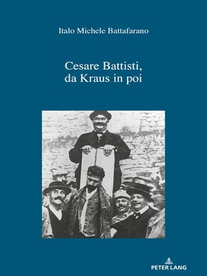 cover image of Cesare Battisti, da Kraus in poi