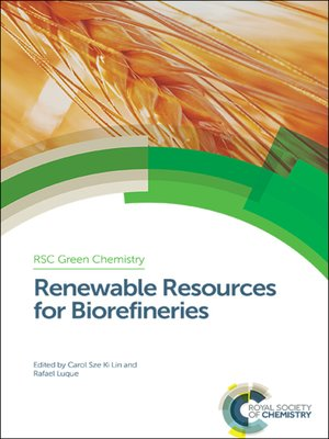 cover image of Renewable Resources for Biorefineries