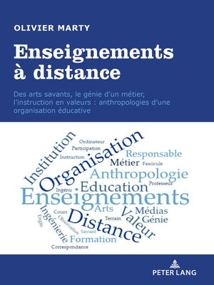 cover image of Enseignements à distance