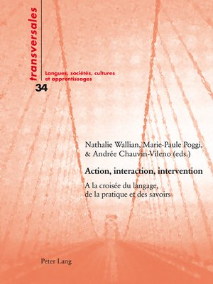 cover image of Action, interaction, intervention