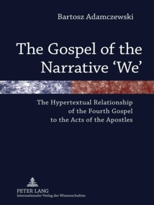 cover image of The Gospel of the Narrative We
