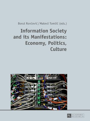 cover image of Information Society and its Manifestations