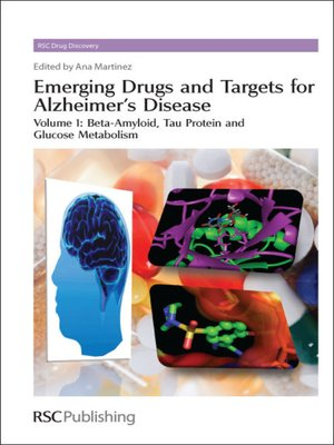 cover image of Emerging Drugs and Targets for Alzheimer's Disease, Volume 1