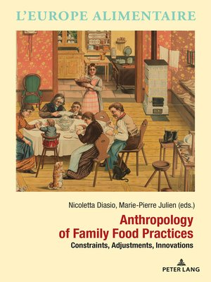 cover image of Anthropology of Family Food Practices