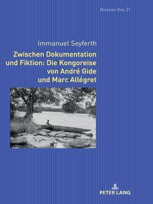 cover image of Zwischen Dokumentation und Fiktion