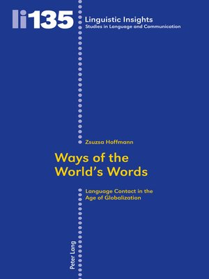 cover image of Ways of the Worlds Words