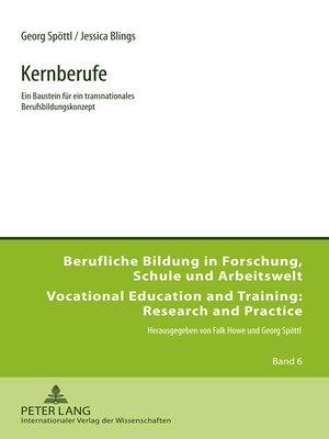 cover image of Kernberufe