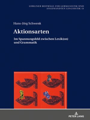 cover image of Aktionsarten