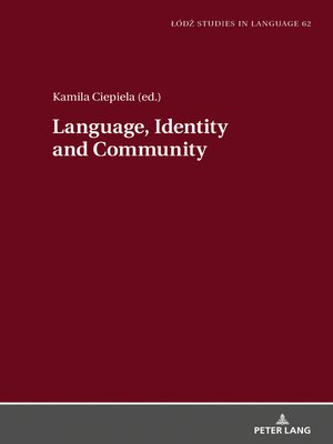 cover image of Language, Identity and Community