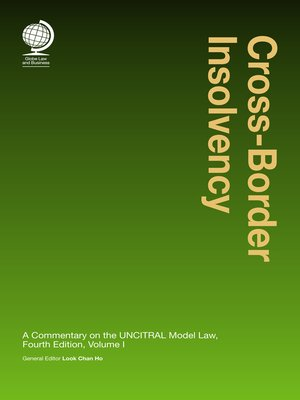 cover image of Cross-Border Insolvency