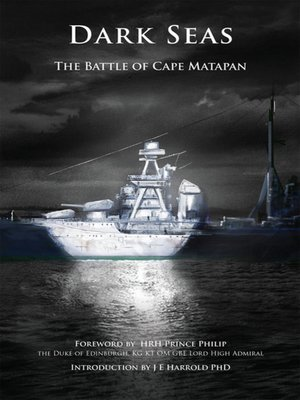 cover image of Dark Seas