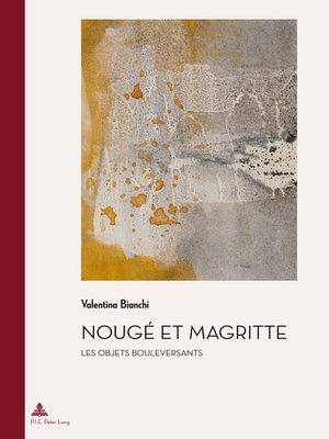 cover image of Nougé et Magritte