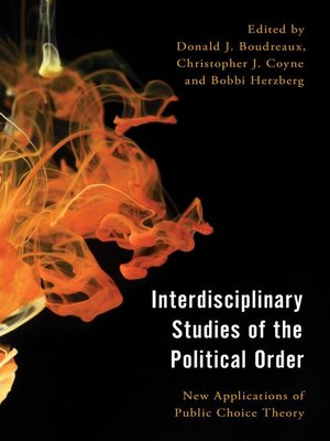 cover image of Interdisciplinary Studies of the Political Order