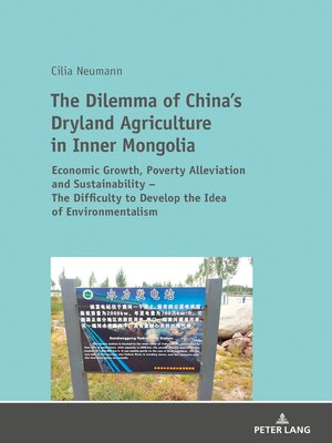 cover image of 7739The Dilemma of China's Dryland Agriculture in Inner Mongolia