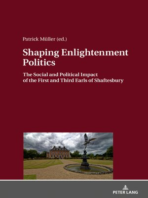 cover image of Shaping Enlightenment Politics
