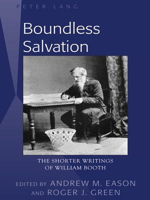 cover image of Boundless Salvation