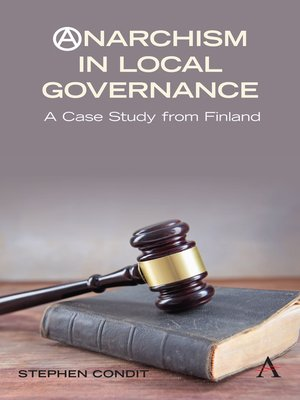 cover image of Anarchism in Local Governance