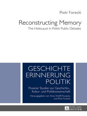 cover image of Reconstructing Memory