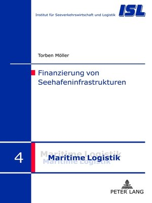 cover image of Finanzierung von Seehafeninfrastrukturen