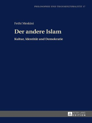 cover image of Der andere Islam