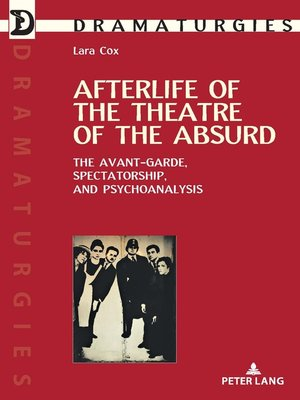 cover image of Afterlife of the Theatre of the Absurd
