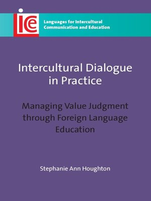 cover image of Intercultural Dialogue in Practice