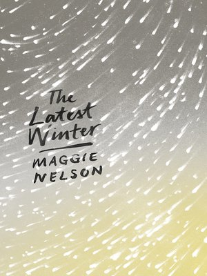 cover image of The Latest Winter