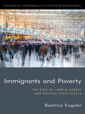 cover image of Immigrants and Poverty