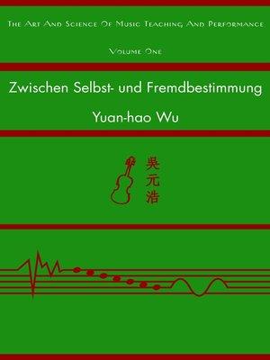 cover image of Zwischen Selbst- und Fremdbestimmung