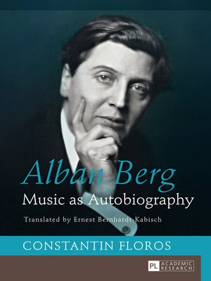 cover image of Alban Berg