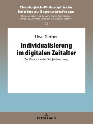 cover image of Individualisierung im digitalen Zeitalter