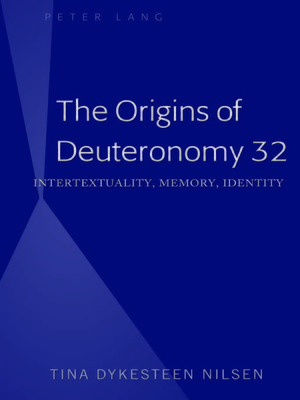 cover image of The Origins of Deuteronomy 32