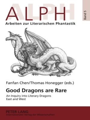 cover image of Good Dragons are Rare