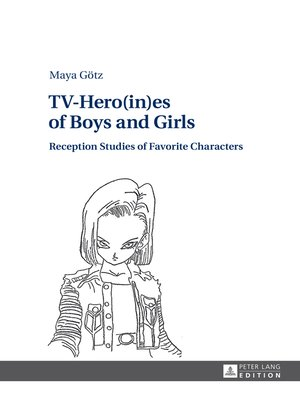 cover image of TV-Hero(in)es of Boys and Girls