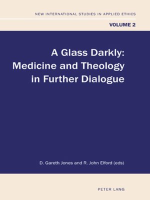 cover image of A Glass Darkly