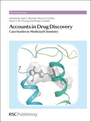 cover image of Accounts in Drug Discovery
