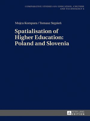 cover image of Spatialisation of Higher Education