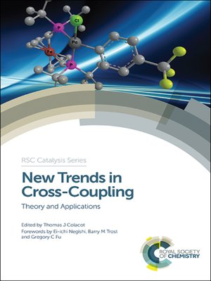cover image of New Trends in Cross-Coupling