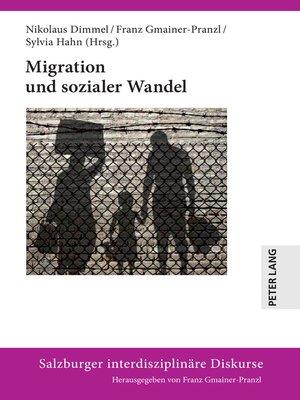 cover image of Migration und sozialer Wandel