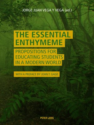 cover image of The Essential Enthymeme