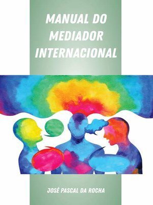 cover image of Manual do Mediador Internacional