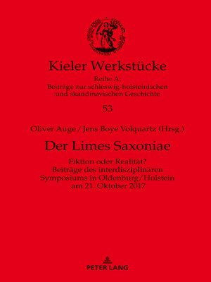 cover image of Der Limes Saxoniae