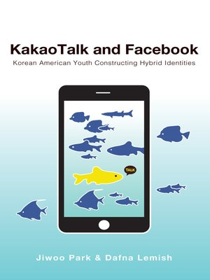 cover image of KakaoTalk and Facebook