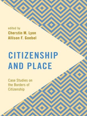 cover image of Citizenship and Place