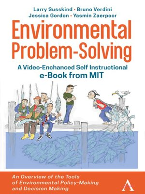 cover image of Environmental Problem-Solving – a Video-Enhanced Self-Instructional e-Book from MIT