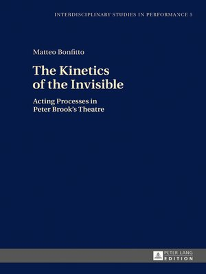 cover image of The Kinetics of the Invisible