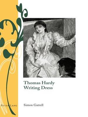 cover image of Thomas Hardy Writing Dress