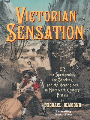 cover image of Victorian Sensation